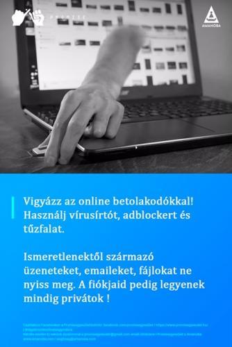 online betolakodók